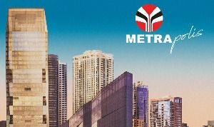 Metra. The Aluminium Core Company